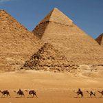 Misteri del Regno Antico, Cosa nascondono le piramidi di giza?